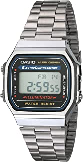 Best casio silver watch Reviews