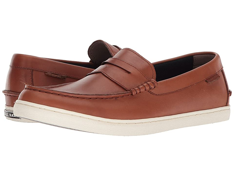 Cole Haan Nantucket Loafer II (British Tan Handstain) Men