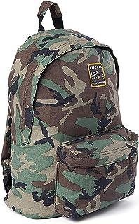 Dome Daypack,Mochila,Mochila de la Escuela,Compartimento Principal,Military Green