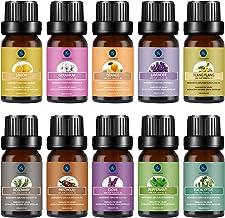 Lagunamoon Essential Oils Gift Set for Diffuser