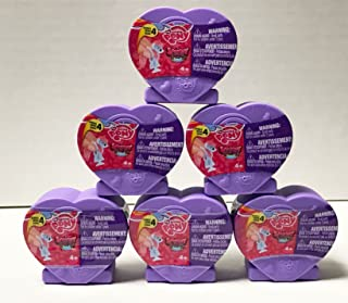 My Little Pony Squishy Pops Series 4 (4 Sealed Capsules)
