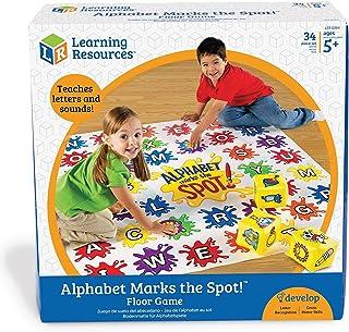Alphabet Marks The Spot™ Alphabet Activity Set