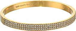 Kate Spade New York - Heavy Metals Pave Row Bangle