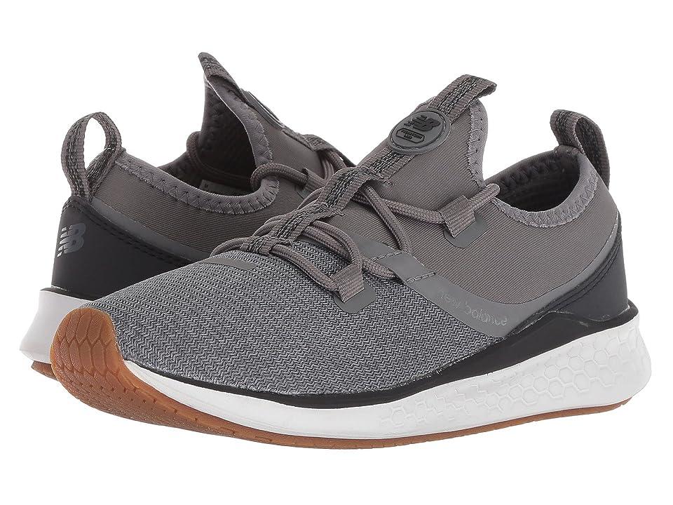 New Balance Kids KJLAZv1P (Little Kid) (Castlerock/Magnet) Boys Shoes