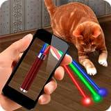 Laser Point 100 Beams Cat Joke