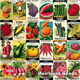 Re-marks Heirloom Seeds 1000 Piece Puzzle