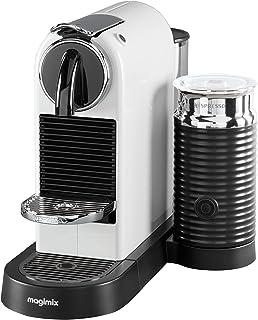 Nespresso 奈斯派索 Magimix Citiz and Milk 咖啡机 白色