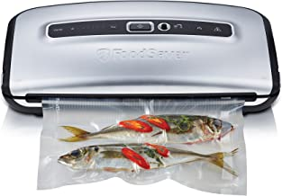 FoodSaver Urban Series: Cut and Seal Vacuum Sealer, Silver