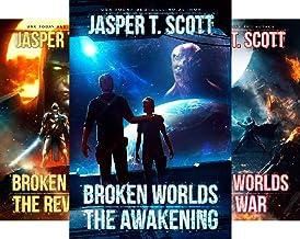 Broken Worlds (3 Book Series)