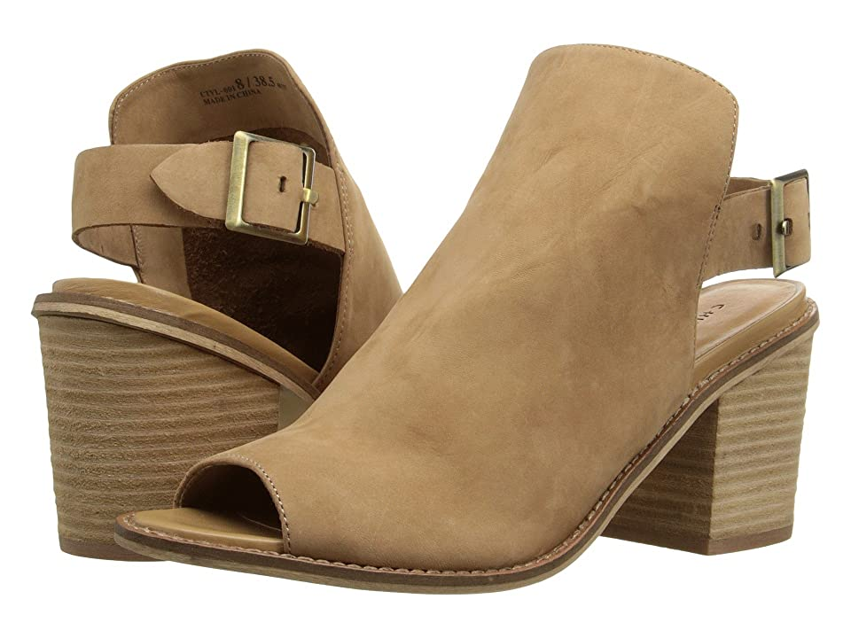 Chinese Laundry Caleb (Natural Leather) High Heels