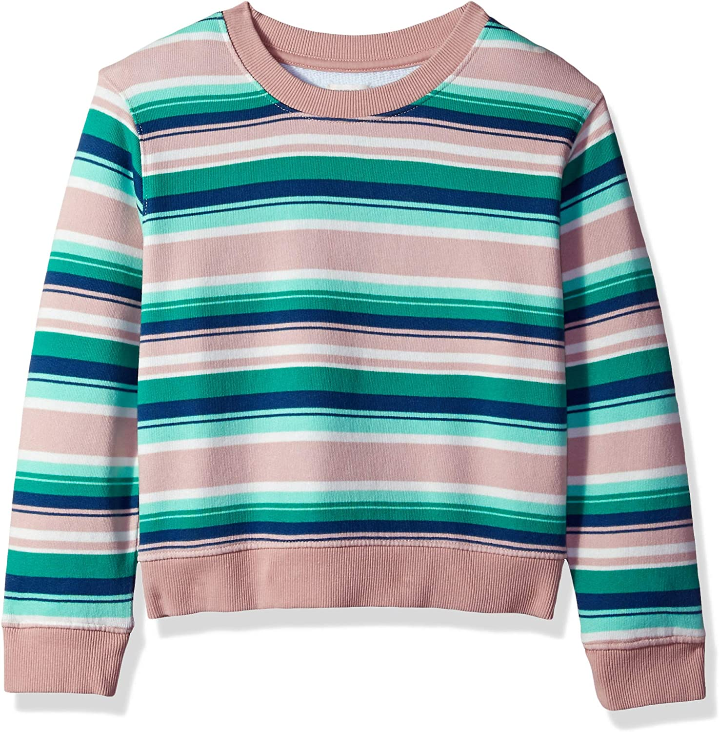 Gymboree Girls Big Long Sleeve Casual Knit Top