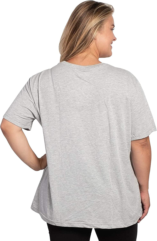 Disney Womens Plus Size T-Shirt Eeyore Just Chillin Print Winnie The Pooh