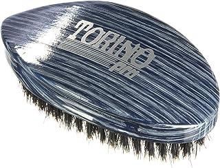 Torino Pro Wave Brushes by Brush king #77- Medium Hard Pointy Curved 360 Waves brush