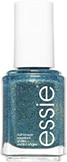 Essie Cosmetics Glitters 2018 Collection Night Owl Esmalte de uñas con purpurina verde esmeralda 135 ml