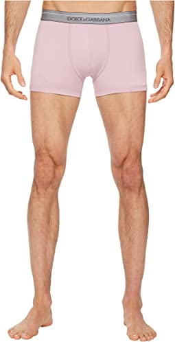 Dolce & Gabbana - Stretch Cotton Regular Boxer