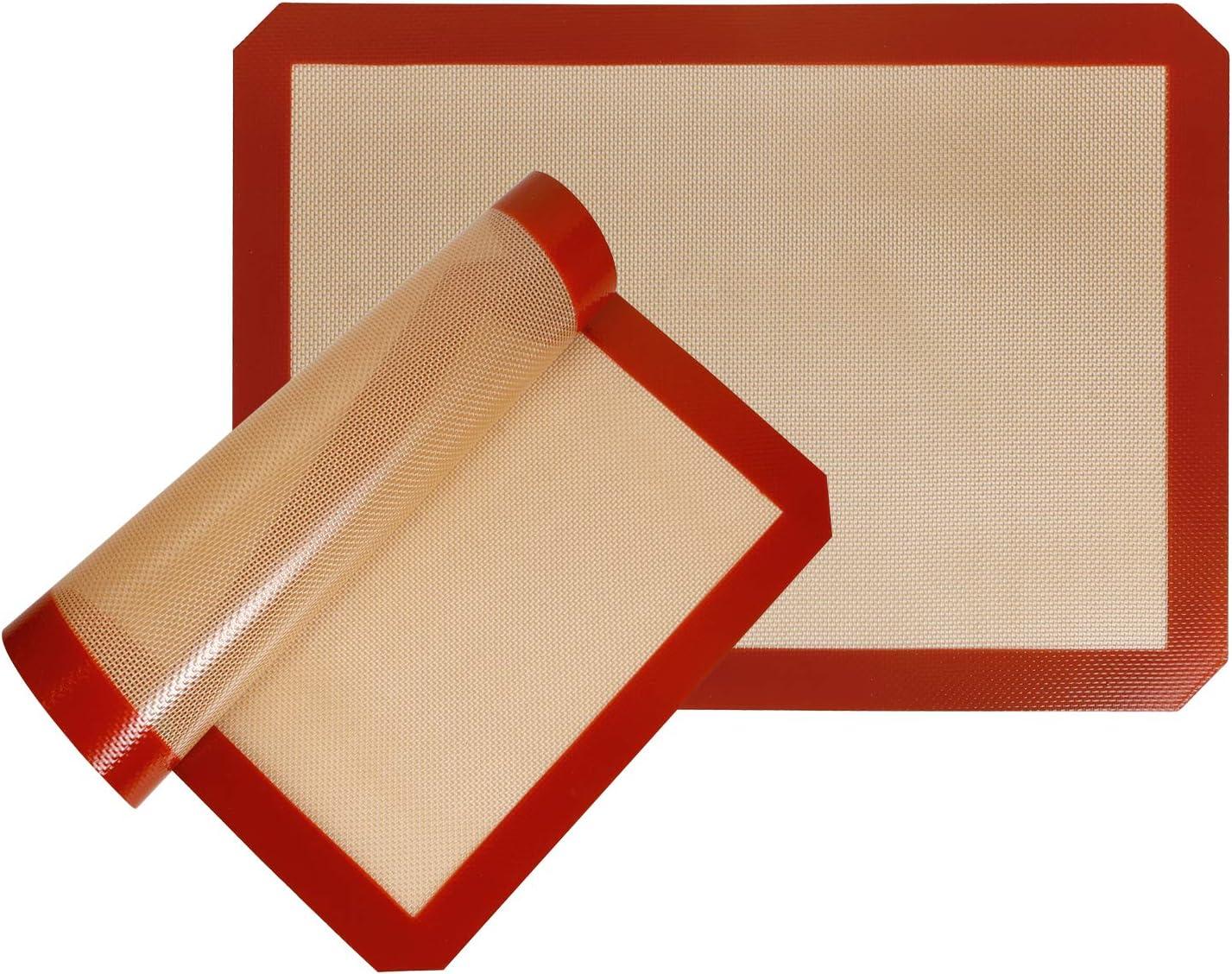 STATINT Non-Stick Silicone Baking Mat Premium Safe Max 61% OFF Food Pack - Kansas City Mall