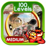 Tricycle - Hidden Object Challenge # 303