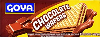 Goya Chocolate Wafer Cookies, 4.94 oz