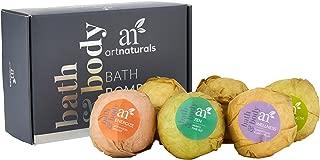 ArtNaturals Bath Bombs Set, 6 Count