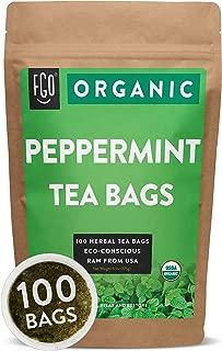 Best mint tea organic Reviews