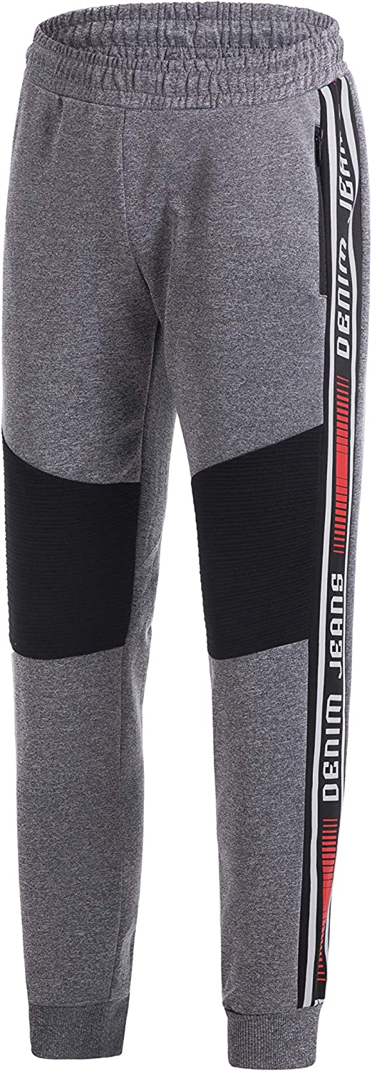 LINTEBOB Athletic Pants for Great interest Men M Grey Light Limited time free shipping