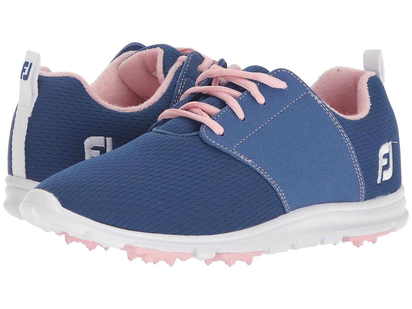 FootJoy Enjoy Spikeless Mesh SaddleAtmospheric grades have affordable shoes