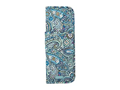 Vera Bradley Iconic Curling Flat Iron Cover (Daisy Dot Paisley) Wallet