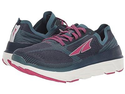 Altra Footwear Duo 1.5 (Navy/Pink) Women
