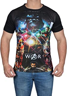 Avenger End-Game Distressed T Shirts for Men - Avenger Graphic Tees Gifts Shirts for Women