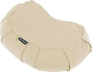 Retrospec Sedona Zafu Yoga Meditation Cushion with Carry Handle and Filled with buckwheat Hulls