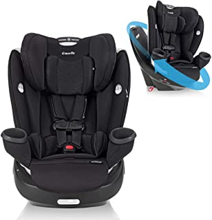 Evenflo Gold Revolve360 Rotational All-in-1 Convertible Car Seat Swivel Car Seat Rotating Car Seat for All Ages Swivel Bab...