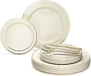 Best nice plastic dinnerware Reviews