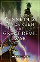 The Great Devil War Book III & IV: The Wrongful Death & The Angel of Evil (The Great Devil War Combo Edition 2) (English Edition)