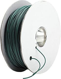 Cable perimetral GARDENA (50 m): alambre perimetral para robots cortacésped GARDENA, resistente a la intemperie, apto para...