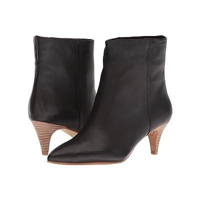 Dolce Vita Deedee (Black Leather) Women
