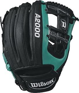Wilson A2000 Robinson Cano Game Model Baseball Glove, Mariner Green/Black, 11.5