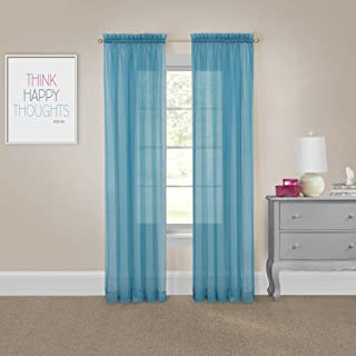 PAIRS TO GO Sheer Curtains for Bedroom - Victoria Voile 118