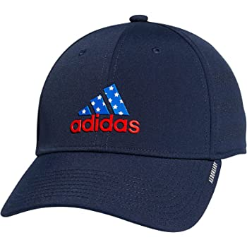 2-Pack Adidas Men's Americana Game Day Stretch Fit Hat
