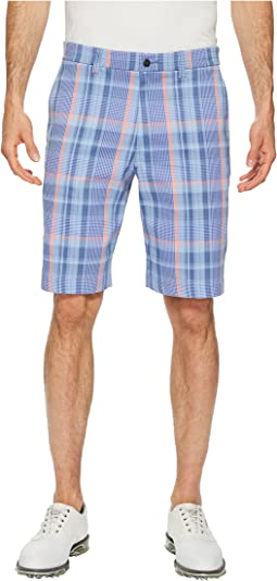 Callaway - Madras Plaid Shorts
