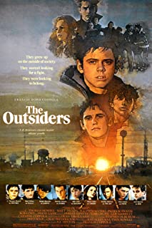Best the outsiders movie poster Reviews