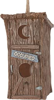Spoontiques Outhouse Birdhouse