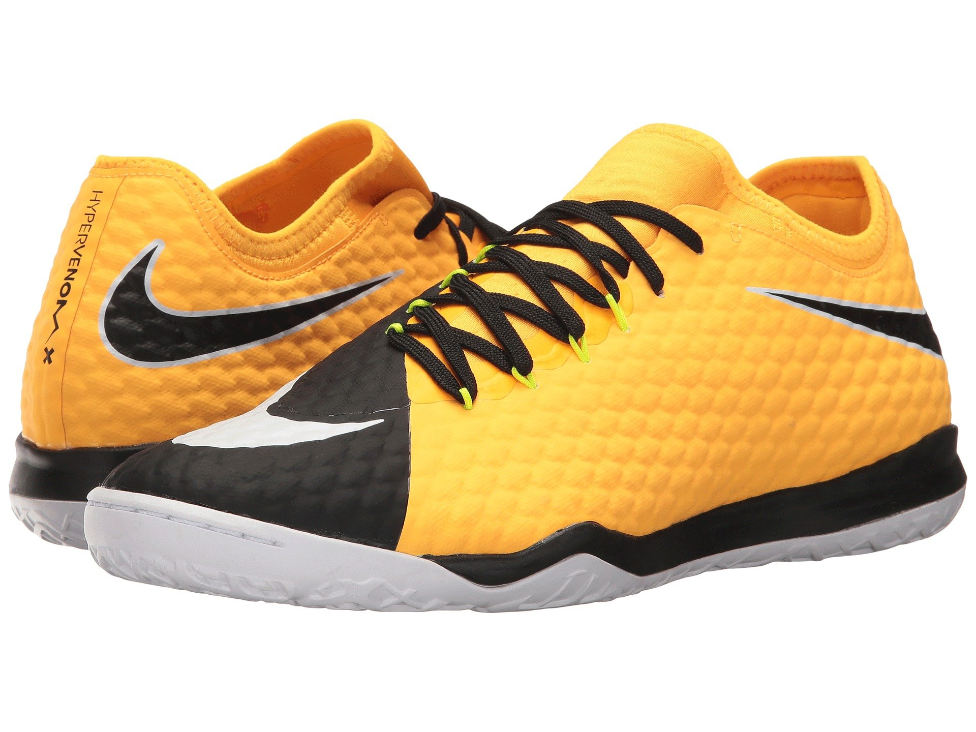 Nike  , LASER ORANGE/WHITE/BLACK/VOLT
