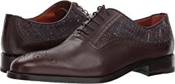 Tweed Medallion Oxford