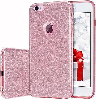 MILPROX iPhone 6s Plus Funda, Brillante Carcasa [Estructura híbrida de Tres Capas ] caparazón Protector para iPhone 6 Plus/iPhone 6s Plus(5.5