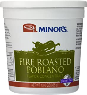 Minor's Fire Roasted Poblano Flavor Concentrate