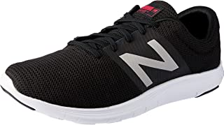 New Balance KOZE Men's Koze Running Shoes for Men's, Black/White