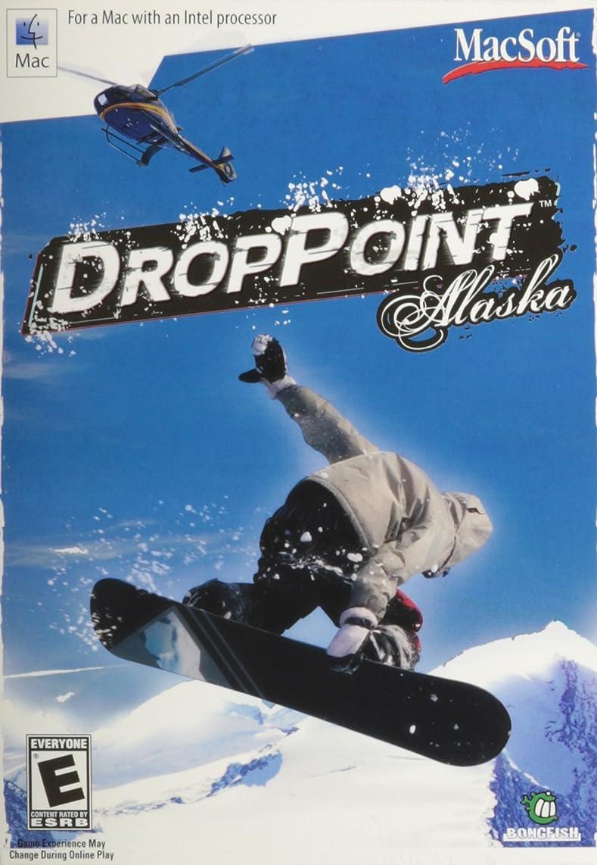 マリン栄光海洋のDrop Point: Alaska Snowboarding (輸入版)
