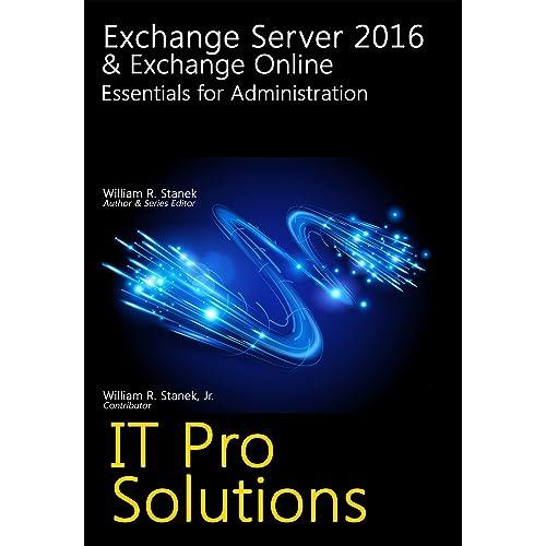 Amazon com: Exchange Server 2016 & Exchange Online