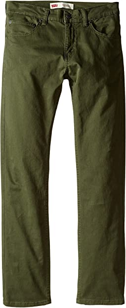 Levi's® Kids 511™ Sueded Pants (Big Kids)