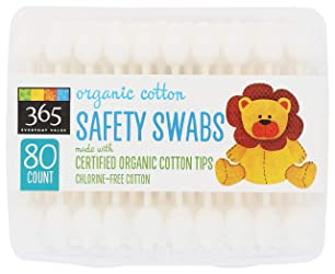 365 Everyday Value, Safety Swabs, 80 Count